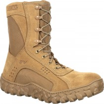 Rocky S2V 8-in Composite Toe Boots - Coyote Brown - Mens
